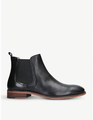 Kurt Geiger London Bennett leather Chelsea boots