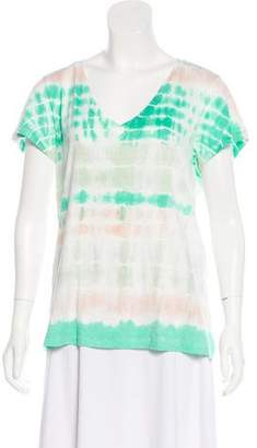 Calypso Short Sleeve Tie-Dye T-Shirt