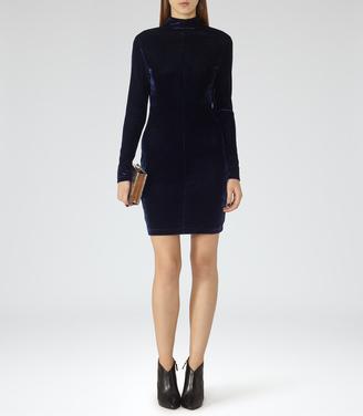 Greysie VELVET DRESS $320 thestylecure.com