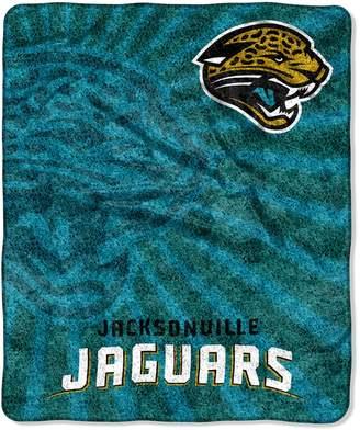 Kohl's Jacksonville Jaguars Sherpa Blanket