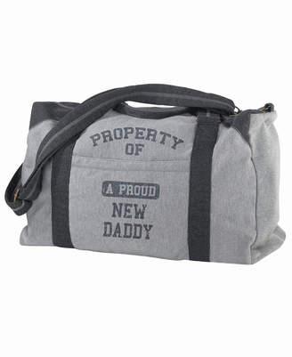 Lillian Rose Property of Daddy Diaper Bag