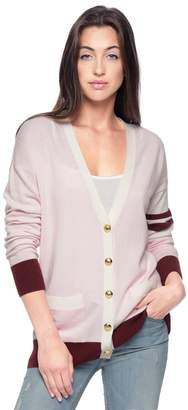 Juicy Couture Cashmere Collegiate Cardigan