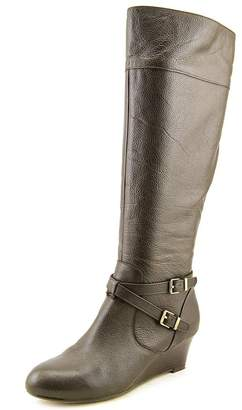 Giani Bernini Kalie Women US 9.5 Brown Knee High Boot