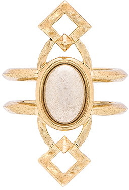House of Harlow Lady Of Grace Ring $45 thestylecure.com