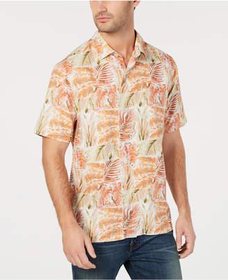 Tommy Bahama Men Think Outside the Fronds Hawaiian Shirt