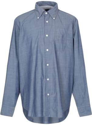 Eleventy Denim shirts - Item 42728795VI