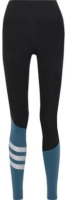 Iris & Ink Paneled Stretch Leggings