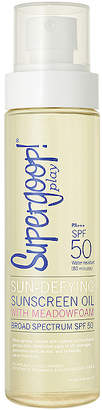 Supergoop! Sun Defying Sunscreen Oil SPF 50 5 oz.