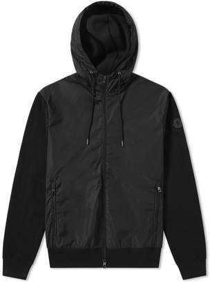 Moncler Maglione Knit Back Windbreaker