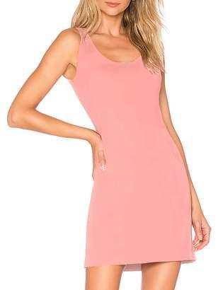 H HIAMIGOS Womens Nightgown Built-in Bra Chemise Modal Nightshirt Dress  Sleepwear XXL e56a2db48