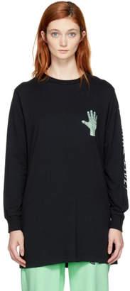 Ashley Williams SSENSE Exclusive Black Gimmie Five T-Shirt