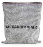 Alexander Wang Wanglock Rhinestone Pouch