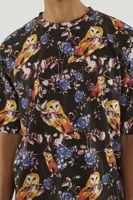 3.1 Phillip Lim Animal-Print T-Shirt