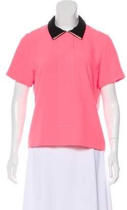 Roksanda Short Sleeve Knit Top