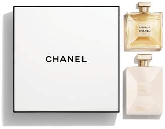 Chanel GABRIELLE Body Lotion Set