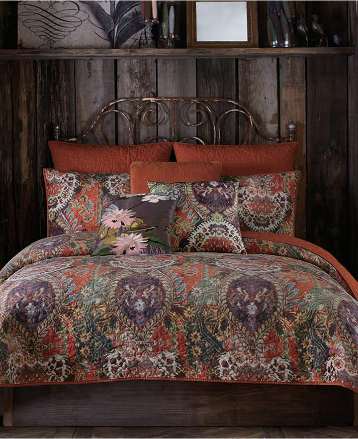 Fiona Velvet Full/Queen Quilt Bedding