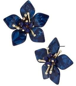BaubleBar Amarise Floral Stud Earrings