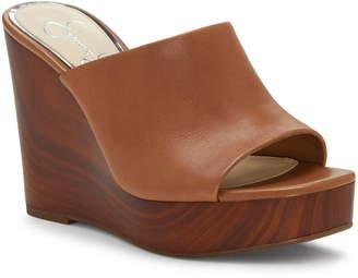 468cb7e87684 Jessica Simpson Shantelle Wedge Slide Sandal