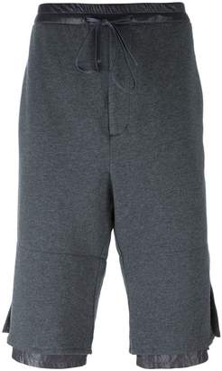 3.1 Phillip Lim drawstring track shorts