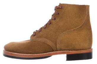 Co RRL & Suede Ankle Boots