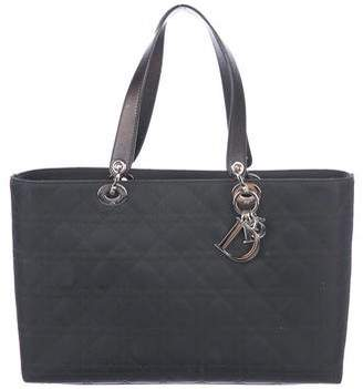 Christian Dior Cannage Lady Tote