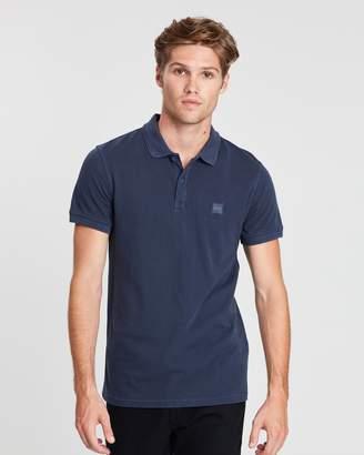 BOSS Prime Cotton Logo Polo