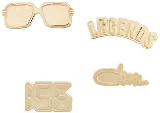 Cazal Legends pins