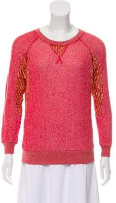 Marc by Marc Jacobs Lightweight Knit Sweatshirt