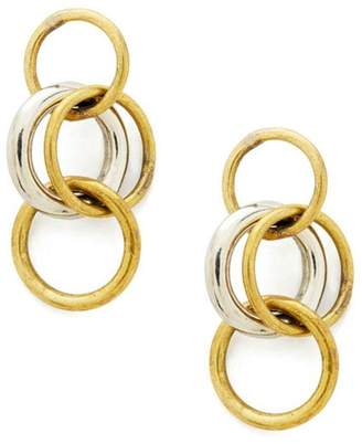Soko Fania Triple Hoop Earrings
