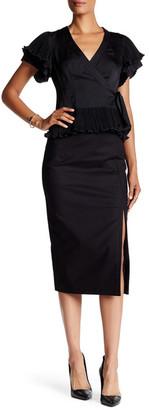 Nanette Lepore My Favorite Midi Skirt $228 thestylecure.com
