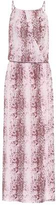 Heidi Klein Monaco printed maxi dress