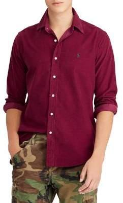Polo Ralph Lauren Classic-Fit Corduroy Shirt