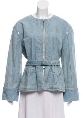 Isabel Marant Denim Wrap Jacket w/ Tags