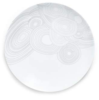 Jonathan Adler White Malachite Dinner Plate