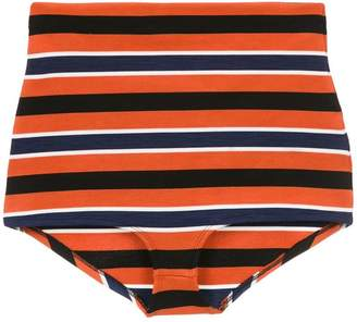 Nk striped hot pants