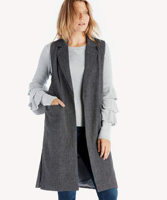 d.RA Women's Walt Coat In Color: Grey Size XS From Sole Society
