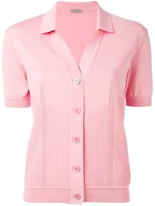Bottega Veneta gathered shortsleeved shirt