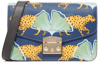 Furla Metropolis Small Shoulder Bag $478 thestylecure.com
