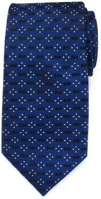 Cufflinks Inc. Cufflinks, Inc. Batman Diamond Dot Silk Tie
