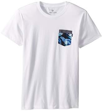 Rip Curl Kids Plethera Premium Pocket Tee Boy's T Shirt