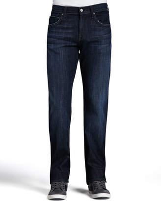 7 For All Mankind Men's Austyn Los Angeles Dark Jeans