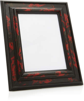 """CABANA Wide Wood Tortoise 5""""X7"""" Picture Frame"""