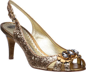 Juicy Couture - Ice Gold Glitter