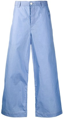 Sunnei wide leg trousers