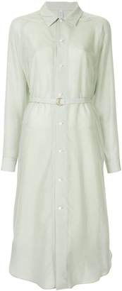08sircus belted shirt dress