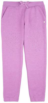 Juicy Couture GIRLS EMBELLISHED SWEAT PANT