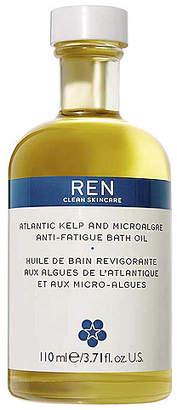 REN Clean Skincare Atlantic Kelp & Microalgae Bath Oil.