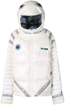 Undercover puffer jacket