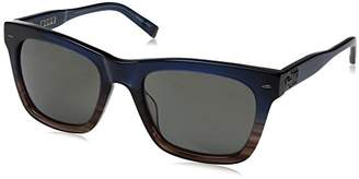 John Varvatos V510 Square Sunglasses
