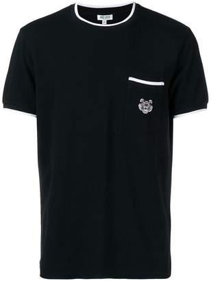 Kenzo Tiger pocket T-shirt